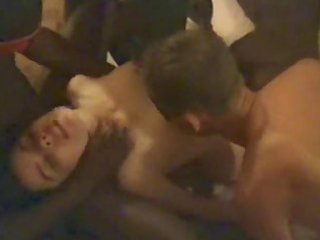 cuckold wife group-fucked in front of husband