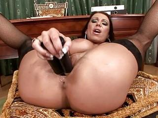 breasty mother i masturbates with toys