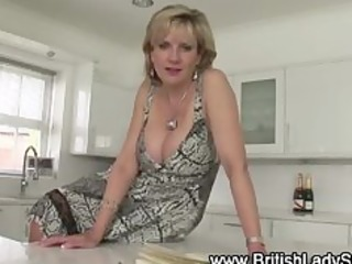 mature lady sonia acquires hot
