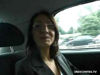 breasty brunette mother i on the way to fuck
