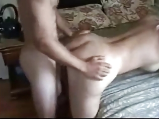 gorgeous blonde mother i enjoying anal with