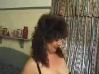 non-professional british mamma drilled anal