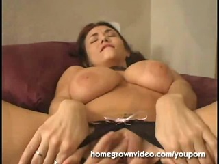 biggest titty d like to fuck left with pussy