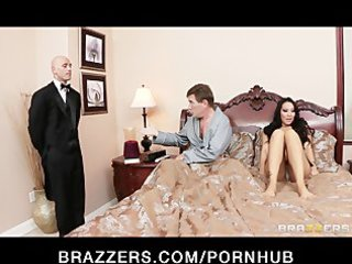 cheating asian wife has a juicy dream about her