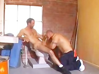 hot greasy muscle bb fuck