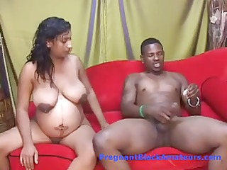 preggy dark angel sucks and is nailed by friends