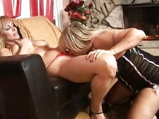 Chennin blanc and nicole moore show that milf and