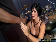 mother i receive drilled hard by black pecker
