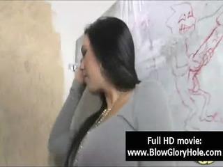 gloryhole - hot breasty honeys love engulfing