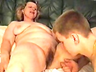 russian granny craves sex from grandson