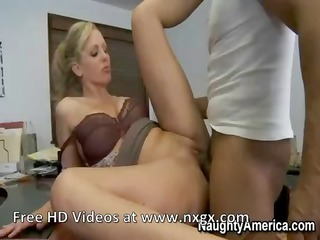 julia ann is a golden-haired american porn star