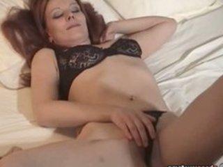 milf underware non-professional masturbating exgf