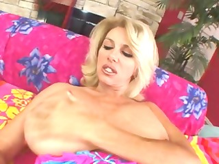 breasty penny porsche blows and then gets a ride