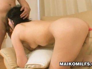 slutty japanese milf junko konno coarse sex
