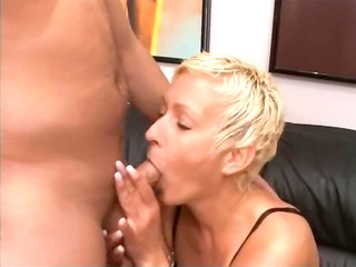 blond older having bawdy cleft fisted hard