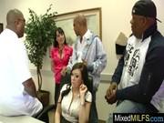 hot breasty mother i fucking big black jock