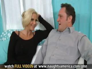 golden-haired mother i phoenix marie seduces and