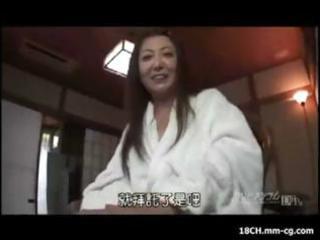 hawt japanese mother i masturbates previous to
