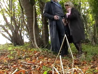 outdoor bj with jasmine the scottish doxy mother i