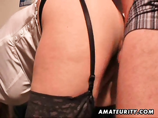 busty amateur d like to fuck sucks and copulates