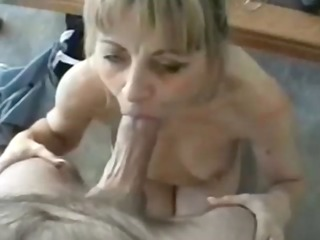 non-professional wife gets drilled on real