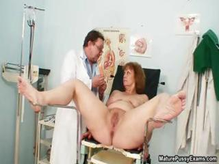 dirty doctor fucking his aged patient part1